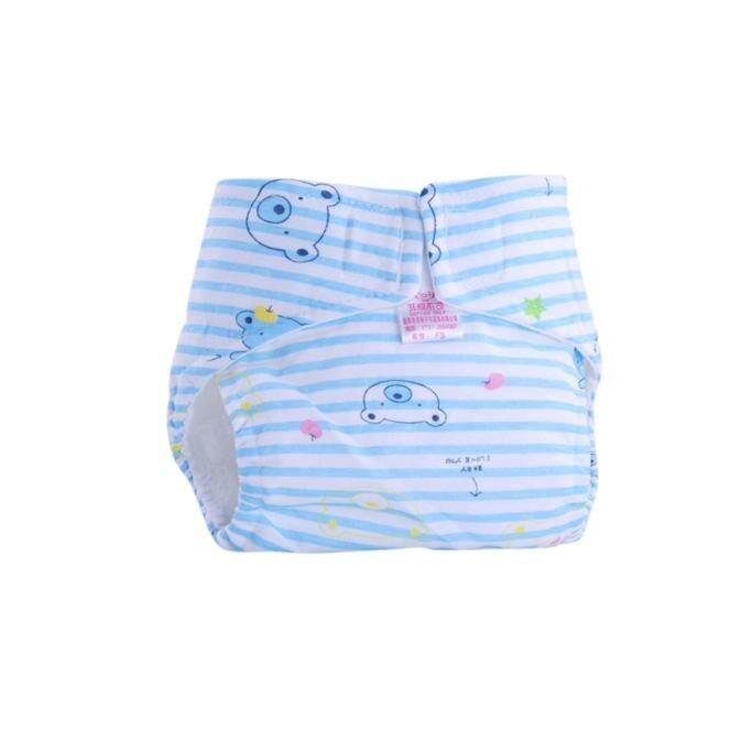 1 шт. ?етские хлопковые ѕодгузники новорожденных многоразовые подгузники ткань пеленки стирать ћладенцы ?ети ?етские тренировочные Ѕрюки дл¤ девочек подгузник ?етские подгузники