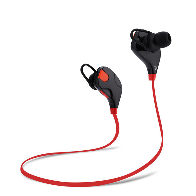 6153ca4a3bf Itek In Ear Wireless Bluetooth Stereo Earphone Super Bass Sport Running  Waterproof Headset Volume Control with Mic for iPhone 8