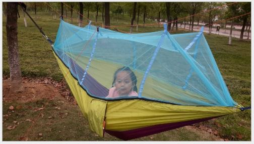 ФОТО Top Quality !! HOT Sale Hammock With Free Accessories Portable Parachute Nylon Fabric Outdoor Travel Camping Hammock On Sale