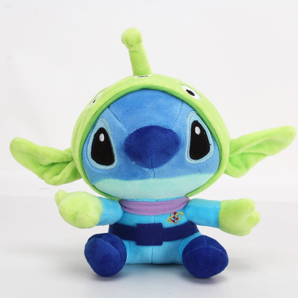 Toys For 20 : Hot sales cm stitch plush toys doll cute aliens fashion