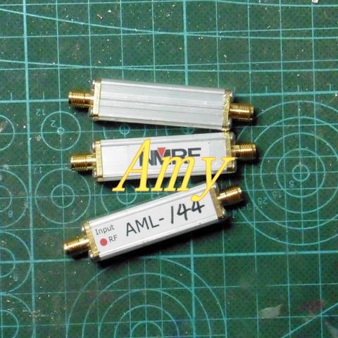 Amplificador de Alimentação Antena de Baixo 144 Mhz Coaxial rf Ruído Lna