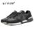 2017 Primavera Graffiti Valentine Zapatos Mujer Talón Plano Cordón Cuero Zapatos casuales de Peluche Tamaño 44 zapatillas de Deporte Al Aire Libre Zapatos ZD43