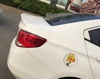 Hohe qualität ABS Primer Unpainted Farbe Auto Hinten Dach Spoiler Für Segel 3 2015