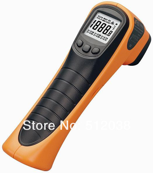 ST652 Infrared Thermometer Pyrometer Laser with Selectable Emissivity  -25~600 C infrared thermometer price with respond time least 150ms