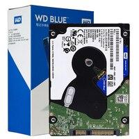 Western Digital Blue 4TB Internal Hard Disk Drive 15mm 5400 RPM WD HDD SATA 6Gb/s 8MB 2.5 Inch for PC WD40NPZZ Laptop Hard Drive