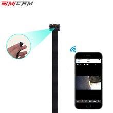 Мини-камера wifi 4 K версия HD ip мини-камера Поддержка приложения Удаленный просмотр наблюдения Встроенная батарея с микрофоном точки доступа