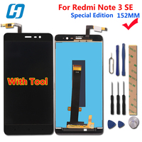 For Xiaomi Redmi Note 3 Pro Special Edition LCD Display Touch Screen Digitizer Panel For Note3
