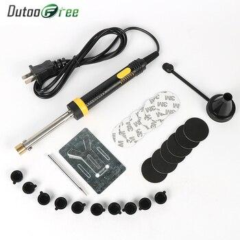 Open hole electrocautery tool Easy toner powder TOOLS HOLE cartridge openings small caliber Kit Good Quality