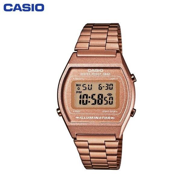 Наручные часы Casio B640WC-5A мужские электронные на браслете
