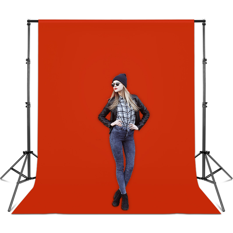 2 8m 3m 9 2ft 9 8ft Adjustable Background Support Stand Pro Photo Backdrop Crossbar Kit