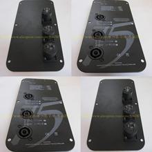 4 шт. новая Замена задней панели W/разъемы и переключатель для nego PS 15 динамика