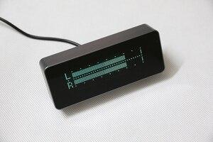 Image 2 - LINK1 7115 VFD Musik Audio Spektrum Anzeige/VU Meter/Präzision Uhr//Einstellbare AGC Modus mit der fernbedienung