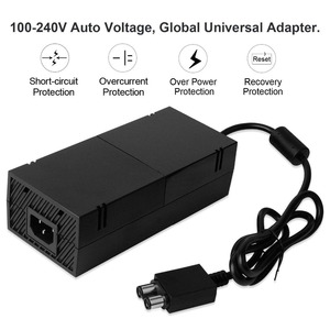 Image 5 - 220W For Xbox One Xbox 1 Power Supply, AC Adapter Replacement Charger w/Cable Brick Advanced Quietest Version 100 240V US Plug