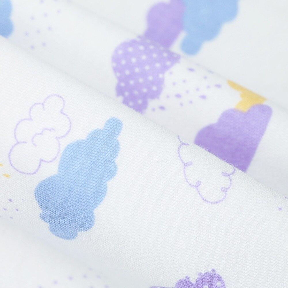 COBROO Unisex-Baby pajacyki bawełniane w chmurze z długim rękawem - Odzież dla niemowląt - Zdjęcie 5