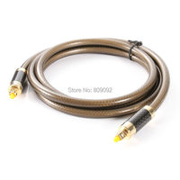 EMK High Quality Digital Toslink Optical Audio Cable OD8 0 Audio Spdif Cord Cable For DVD