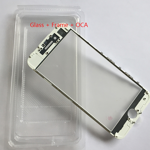 1pcs/lot AAA+ Cold Press Replacement LCD Front Touch Screen Glass ...