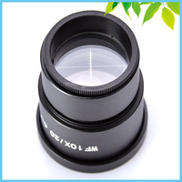Widefield WF10X High Point Eyepiece for Zoom Stereo Microscope Eyepiece with Reticle ( 30MM Mounting Size)