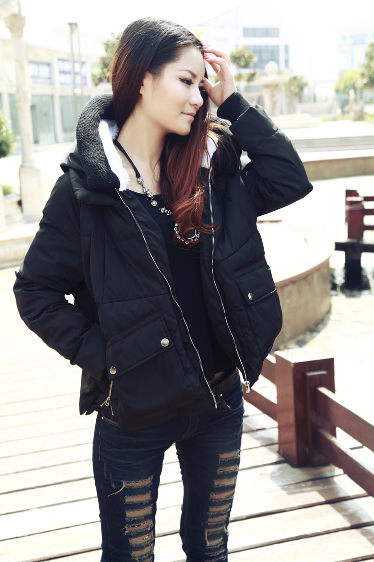 Aliexpress.com : Buy Fashion Down Jacket Women Winter Coat Fashion ...