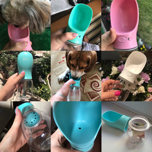 Portable Dog Water Dispenser