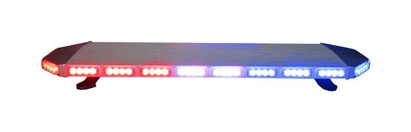 LED Warning Light/Police Lightbar Light/Emergency Light/Amber Lightbar/Red and Blue Lightbar/Long Row Type LED Lightbar light