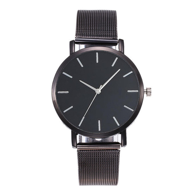 Minimalistické dámske hodinky – 5 farieb
