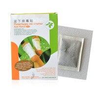 120Pcs=6box Bang De Li Foot Detox Patch Feet Care Detox Foot Patch Metabolism Toxins Detox Feet Plaster