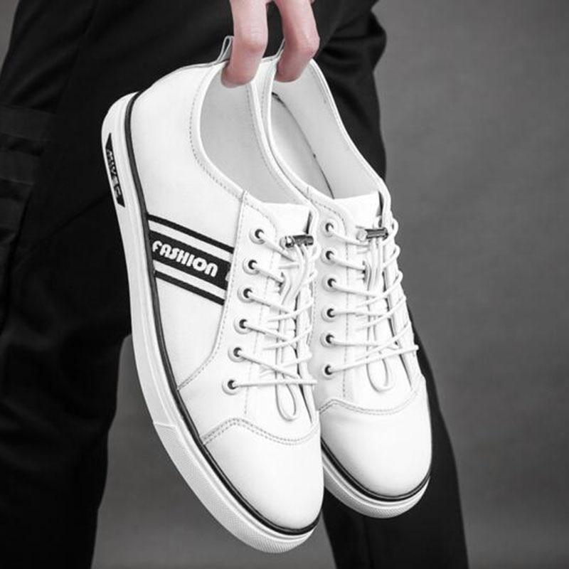Zapatos ocasionales respirables planos de los hombres de la venta - Zapatos de hombre - foto 5