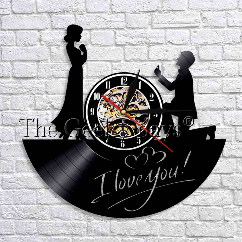 Aliexpress Com Buy 1piece I Love You Sign Vinyl Record