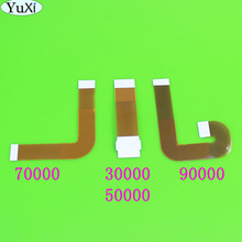 1x For Sony PS2 Flex Flexible Flat Ribbon Cable Laser Lens Connection SCPH 9000X 9XXXX 50000 70000 30000 For Sony Playstation 2 laser lens tdp 082w tdp182w for ps2 slim sony playstation 2 with deck mechanism optical 7900x 70000 90000 replacement
