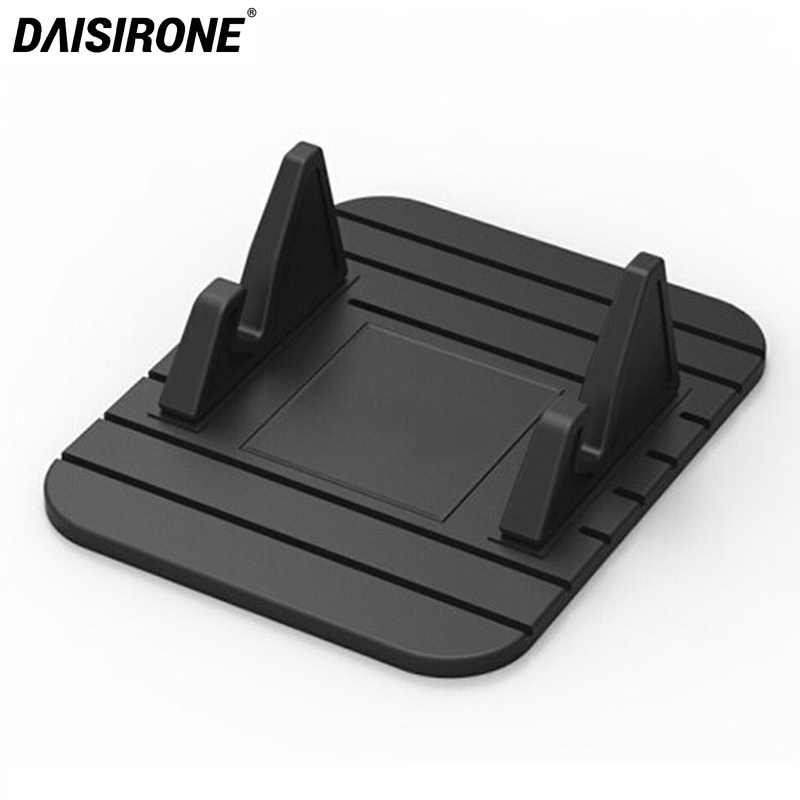 Car Dashboard Desk Anti Skid Mat Phone Holder Stand Mobile