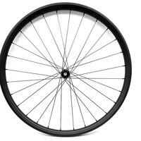 Carbon wielen mtb 29er Asymmetrie Centrale lock 40mm 800g 1420 Spoke DT350S XX1 boost 110x15mm carbon wielset voor fiets wiel