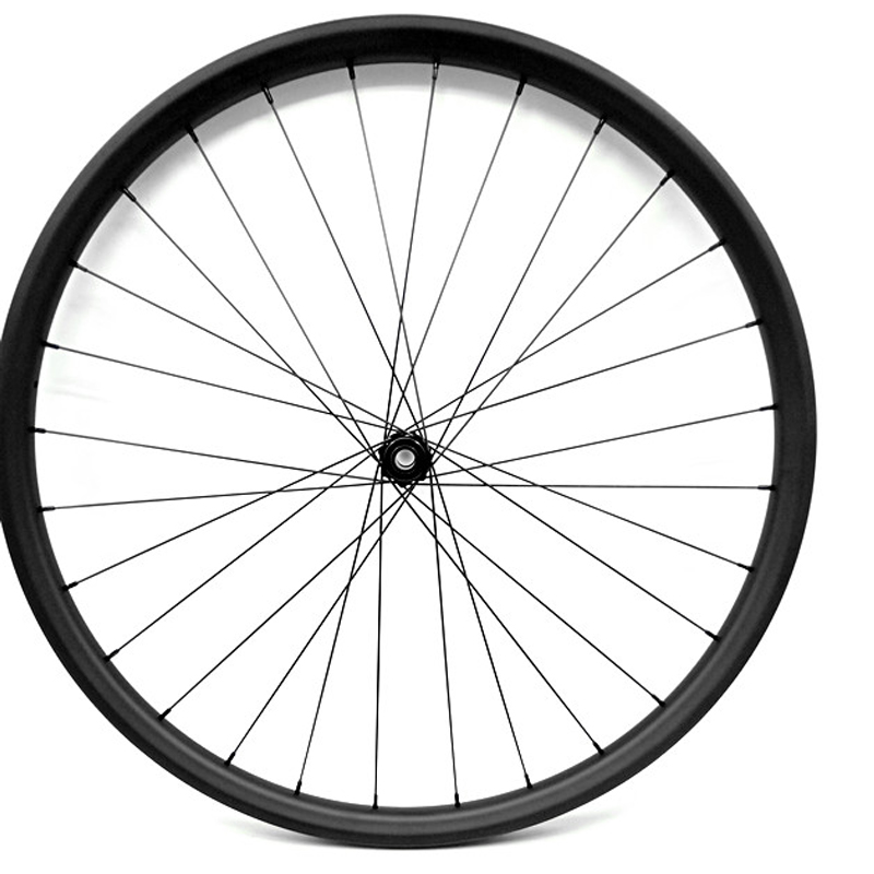 carbon wheels mtb 29er Asymmetry Central lock 40mm 800g 1420 Spoke DT350S XX1 boost 110x15mm carbon wheelset front bicycle wheel|Bicycle Wheel| |  - title=