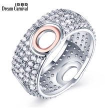 Dreamcarnival 1989 дизайнерское Брендовое кольцо для женщин