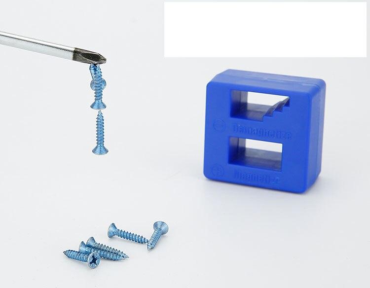 free shipping Magnetizer Magnetizer Demagnetizer Demagnetizer Demagnetizer Bits Screwdriver Driver Crossword