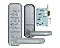Механические двери Замки ключ цифровой техники код клавиатуры ввода пароля замок двери 2th поколение os209b