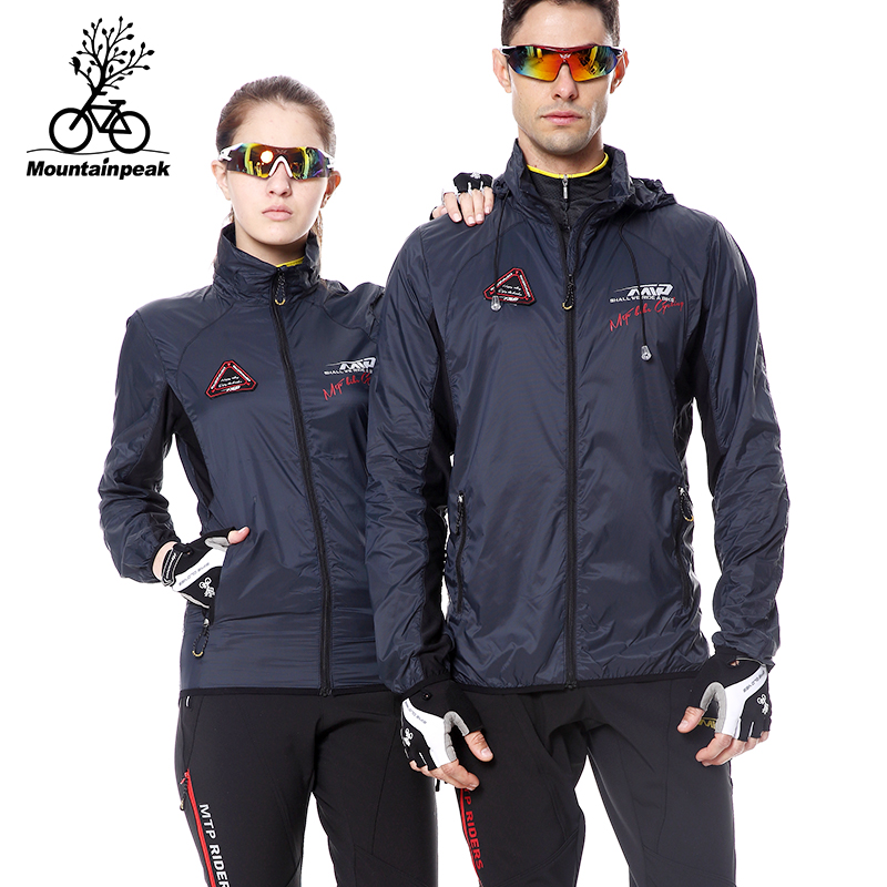 Mountainpeak Summer Riding Coat Jacket Mountain Ropa transpirable - Ciclismo
