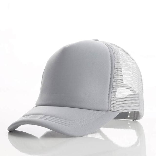 gray gray gray Baseball net 5c64f225d8786