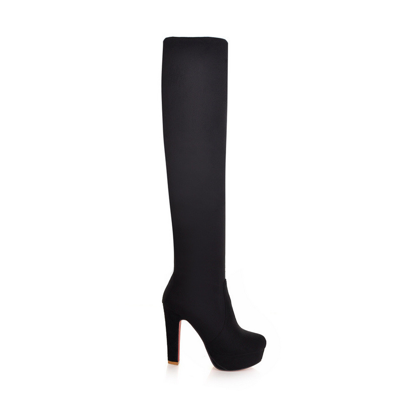 Popular Red Bottom Boots for Women-Buy Cheap Red Bottom Boots for ...