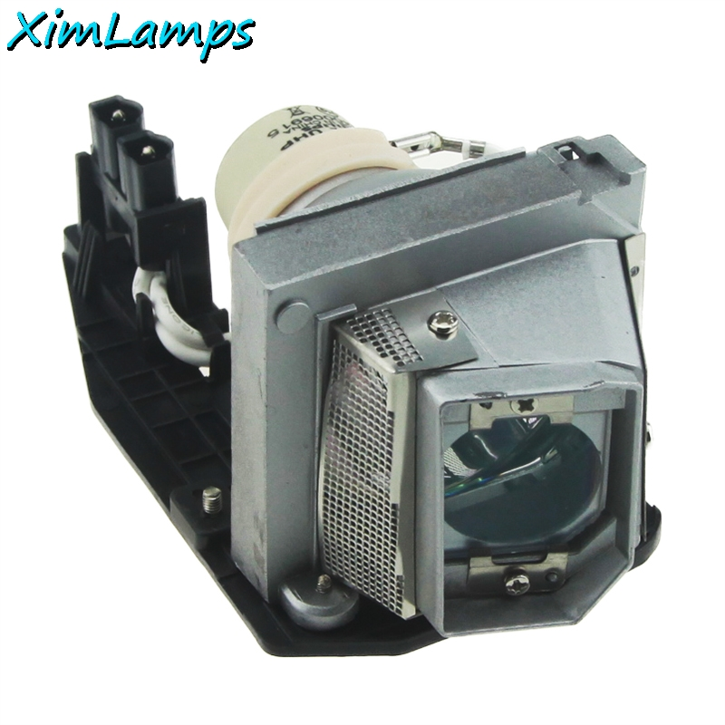 Wholesale 330-6581 /725-10229/725-10203 Replacement Lamp with Housing for Dell Projector work with module 1510X 1610HD 1610X 330 6581 725 10229 replacement projector lamp with housing for dell 1510x 1610x 1610hd