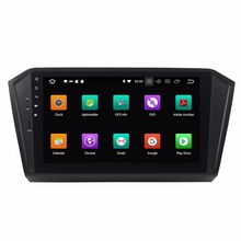 10.1″ Octa Core IPS screen Android 8.0 Car GPS radio Navigation for VW Passat 2015- 2016 Europe Version