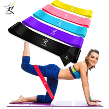 Resistance Bands Rubber for Fitness Elastic Equipment Strenth Training Gym Yoga Workout Pull Rope Crossfit