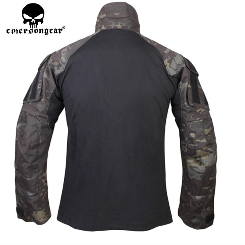 Emerson Tactical G3 Combat shirt Emerson BDU Military Army shirt Multicam black EM9256 combat army uniform emerson bdu tactical shirt
