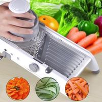 Manual Vegetable Food Chopper Hand Speedy Veggie Chopper Shredder Slicer Cutter Multifunction Tools With hand protector Freeship