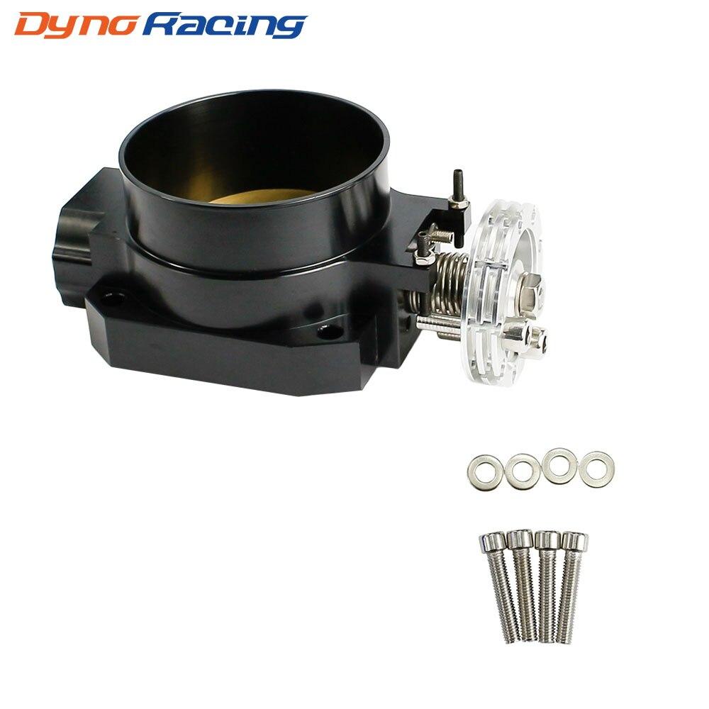85 MM Universal Drossel Körper Intake Für nissan RB25 fit racing intake manifold splitter/schwarz YC100850-in Ventiltrieb aus Kraftfahrzeuge und Motorräder bei title=