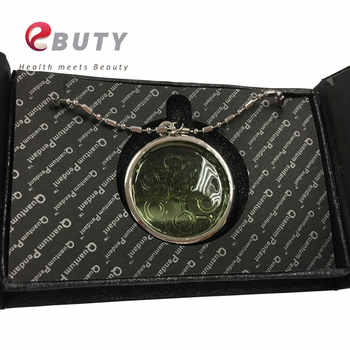 High Ions 6000CC Energy Pendant Bio Disc Pendant Quantum Scalar Charms with Stainless Steel Chain Light Green 10pcs/lot Free - DISCOUNT ITEM  0% OFF All Category