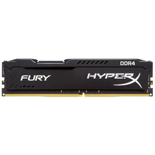 Original Kingston HyperX FURY RAM DDR4 2400 MHz 8 GB 4 GB 16 GB RAM Desktop Computer RAM Memory Stick Memoria RAM
