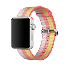 Woven Nylon Strap for Apple iWatch – 42mm 38mm for Series 2/1/Edition