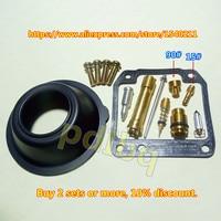 (1 sets $ 20)YM XJR400 1993 to 1999 Model Mikuni carburetor repair kits contain Jet needle(J.N.)/Needle jet (N.J.)And diaphragm