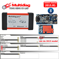 Hot Sell 2015.R1 no keygen Multidiag Pro+ can do 2015 model Same As Tcs CDP / CDP VCI Multi Diag Pro+ no Bluetooth