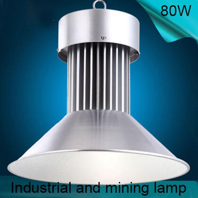 [HQXING] Led High Bay Light Garage Workshop Lamp Epistar